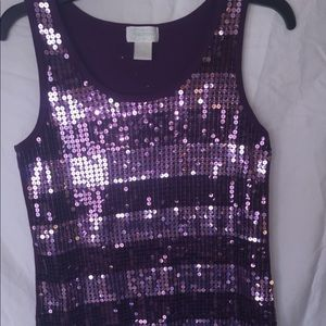 Maurices Sequins Tank